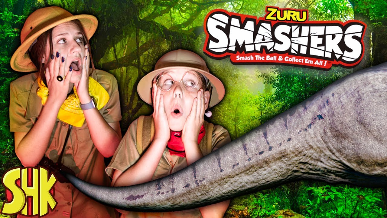 Epic Dino Smashers Quest!