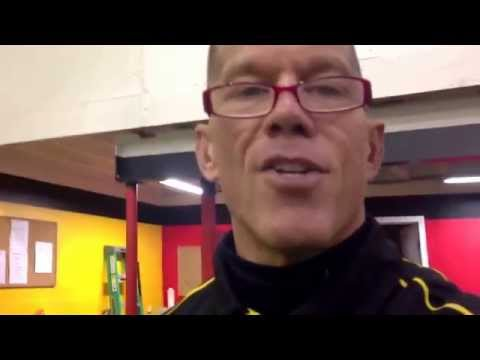 Body Weight Exercises at Darin Steen's Gym- Health & Fitness Center