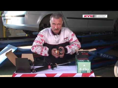 KYB Citroen C5 Front HD