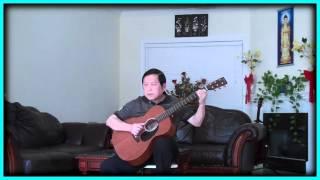Tình Đẹp Mùa Chôm Chôm - Guitar solo
