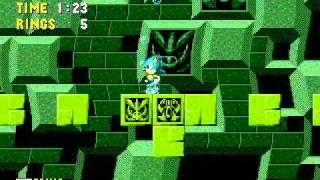 Sonic the Hedgehog - Walkthrough - part 3