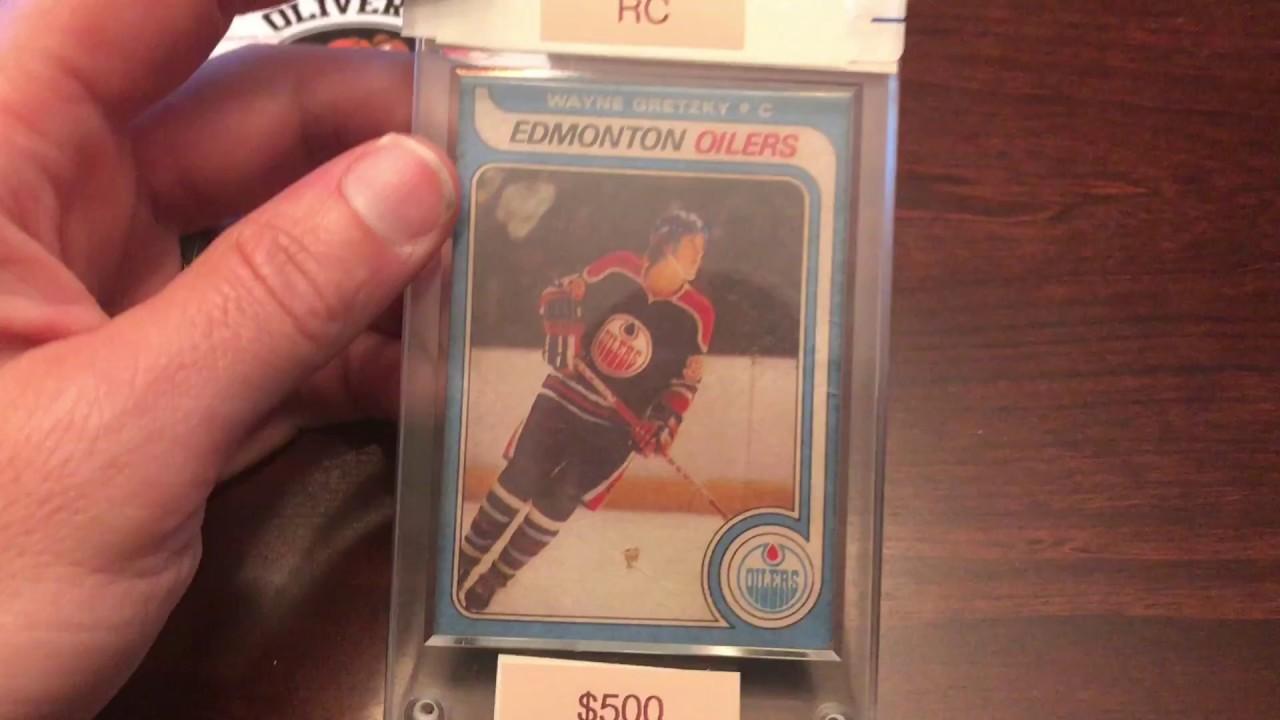 Wayne Gretzky Rookie Card Real Or Fake Ep15