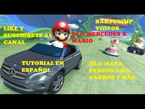 MARIO KART 8 DLC:TUTORIAL Y NOVEDADES EN ESPAÑOL