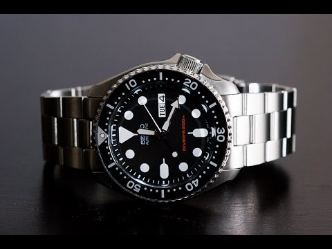 seiko skx007 review one year on the wrist youtube
