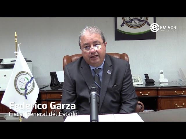 Fiscal General del Estado sobre el asesinato de Julio Galindo
