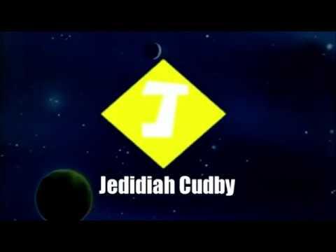 Jedidiah Cudby Logo (Retro 1970s Style)