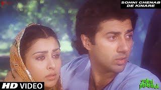 Sohni Chenab De Kinare | Anupama | Sohni Mahiwal | Sunny Deol, Poonam Dhillon thumbnail
