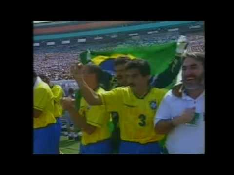 1994 FIFA World Cup Final: Brazil-Italy (Penalty shot)