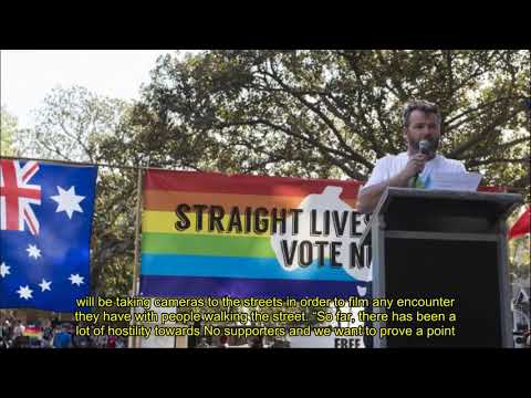 The straight lives matter protest same-sex marriage advocates shouldn't fall for