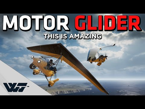 MOTOR GLIDER - You can FLY in PUBG steam and it is AMAZING