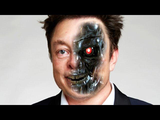 Elon Musk is not human