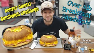 TGFC's E131 - Denver Omelet Bundtwich Challenge