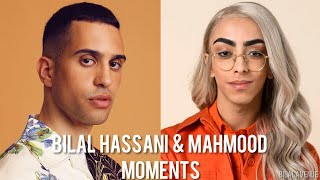 Bilal Hassani & Mahmood Moments