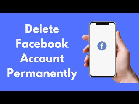 how-to-delete-facebook-account-(2020)