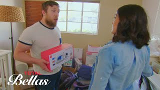 Daniel Bryan questions Brie Bella's baby registry choices: Total Bellas Preview Clip, Sept. 20, 2017