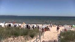 Rügen - Strand in Binz