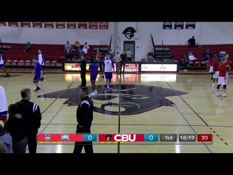 CBU WBB vs. West Georgia