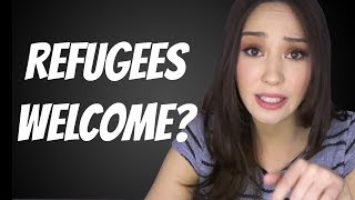 Rough n' Rowdy Refugees! | Roaming Millennial: Uncensored