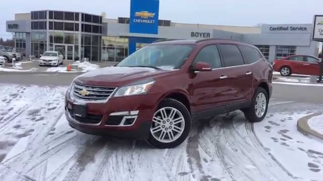 2015 chevrolet traverse awd 4dr lt w 1lt youtube. Black Bedroom Furniture Sets. Home Design Ideas
