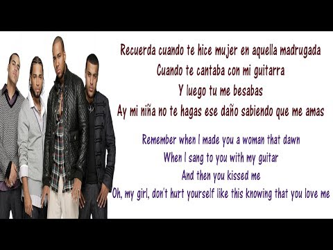 Aventura – Todavía me Amas  / Romeo Y Juliet – Lyrics English and Spanish – Translations & Meaning
