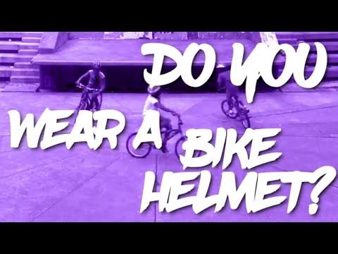 You Make The Call   Bike Helmet Safety