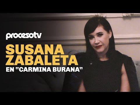 Susana Zabaleta en Carmina Burana