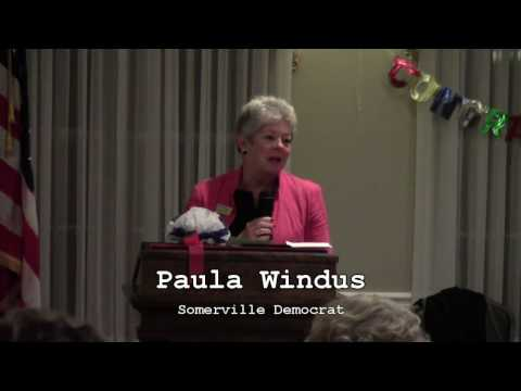 Paula Windus winner  at the Roosevelt Awards 9-15-16