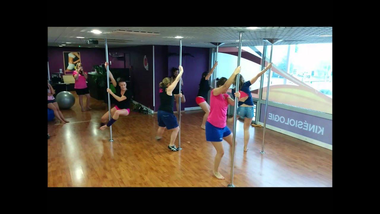 pole dance bayonne