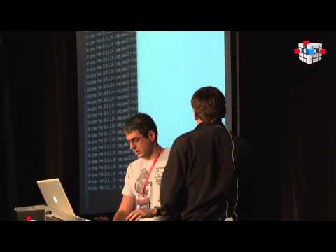 #HITB2013AMS D2T1 S. Shekyan and A. Harutyunyan - Turning Your Surveillance Camera Against You