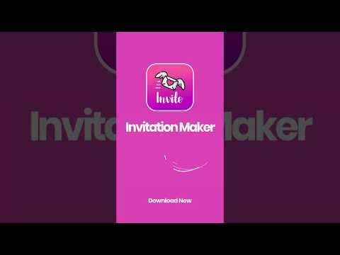 Invitation Maker Free Paperless Post Card Creator Apps On