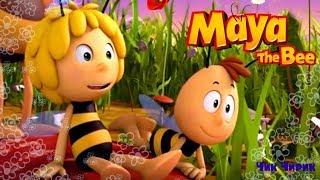 Пчелка Майя цветочная вечеринка, играй с пчелкой майя.