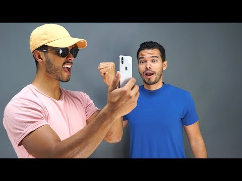 Thumbnail: Two Brothers Attempt To Hack iPhone X Face ID!