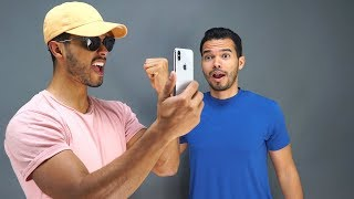 Two Brothers Attempt To Hack iPhone X Face ID!