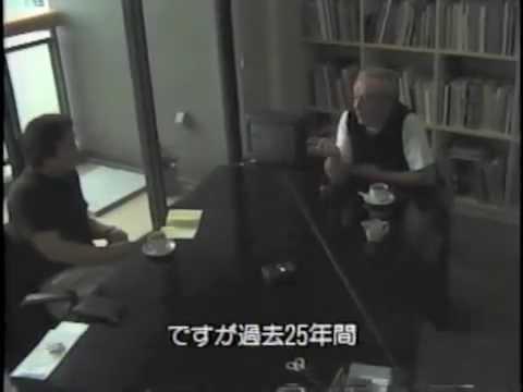 Daniel Buren Interview @ CCA Coffee Break 1997