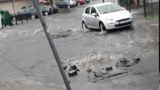 Plac Powstańców Wielkopolskich w Zielonej Górze