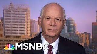 Cardin: We'll Use Every Tool In Our Disposal To Fight Supreme Court Pick (Full) | MTP Daily | MSNBC