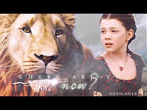 Narnia || Lucy & Aslan: Faded