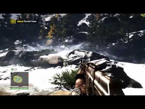 Far Cry 4 Game Play On Ultra settingsHD1080p himalaya shadows are too black gtx660