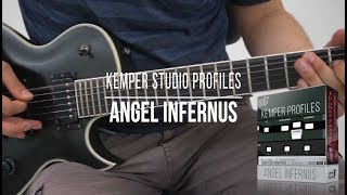 Kemper Profiles | Angel Infernus | Metal Demo (Engl E766 Inferno Marty Friedman)