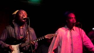 The Meditations - Having Fun + Babylon Trap Them -live @ Reggie