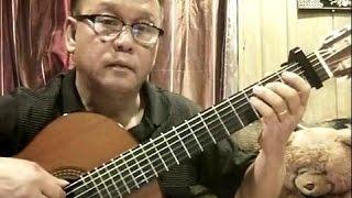 Giấc Mơ Mùa Thu (Võ Thiện Thanh) - Guitar Cover by Bao Hoang