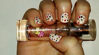 Easy Christmas Nail Art Tutorial | Samantha Beauty Thumbnail