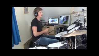 Liquido - narcotic drum cover by Ruben Blom