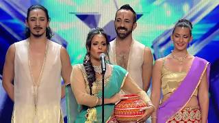 """Thumbs Up for Bollywood on """"Spain Got Talent"""""""