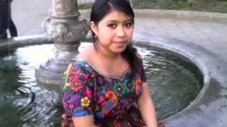 Mujeres guapas de Guatemala