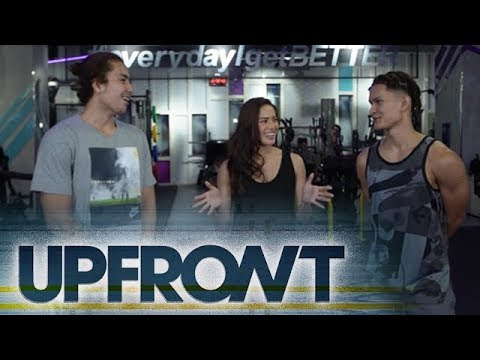 UAAP UPFRONT: Trampoline Workout with Michele Gumabao and UP's GDL Brothers