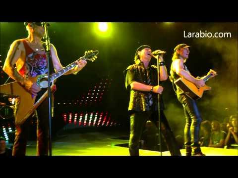 Scorpions - Holiday - Byblos Lebanon - 2013