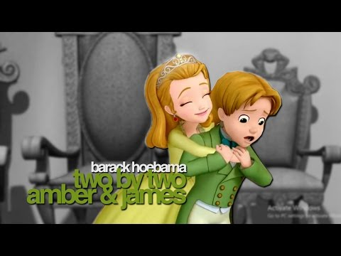 Amber and James - Two By Two | Sofia The First HD