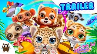 NEW CUTE ANIMALS 😻 Sweet Baby Girl Summer Fun 2   TutoTOONS Cartoons & Games for Kids screenshot 5