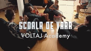 VOLTAJ Academy - Scoala de Vara